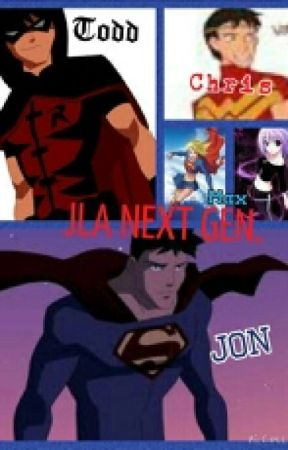Next Generation ( a Superman's daughter fanfic) by SupermansDaughter