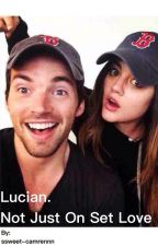 Lucian. Not Just On Set Love  [UNDERGOING EDITING] by ssweet-camrennn