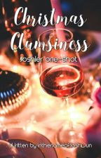 Christmas Clumsiness  by InthenameofJoshDun