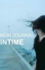 mon journal INTIME  by RoseStll