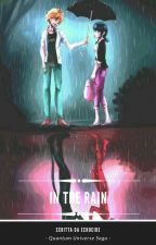 In the rain by Echocide