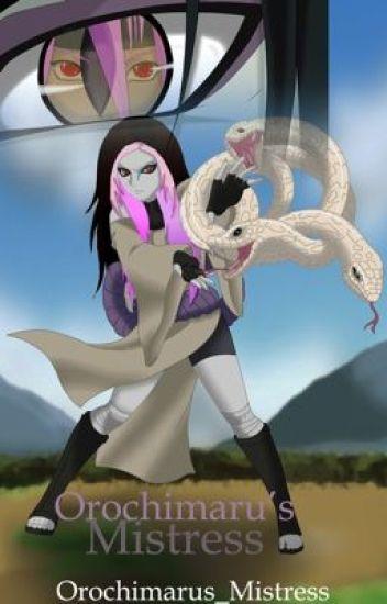 Orochimarus Misstress (Naruto fan fic, Orochimaru love