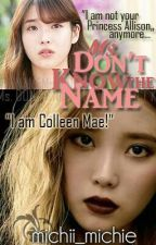 Ms. Don't-know-the-name by michiimichie