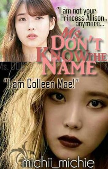 Ms. Don't-know-the-name