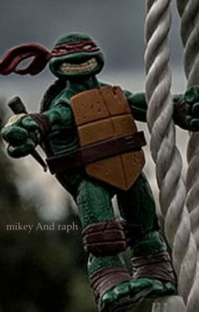 Mikey and Raph love story  by liz___12