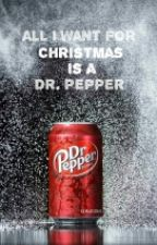 All I Want For Christmas Is A Dr. Pepper // Brallon by TheTruestBlue