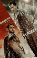 ❝burned in flames❞ ※ gods of egypt by XLadyDeadpoolXx