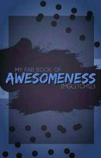 My Fab Book of Awesomeness by imglitch123