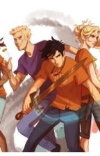 Percy Jackson Imagines-Prefernces by QuinlinWillow