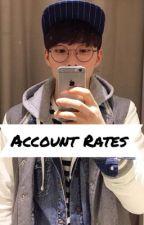 ΜΔΖΞ | Account Rates CLOSED by xhuccx