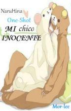 Mi chico inocente_Naruhina by mor-lee