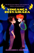 Entre Amor e Vingança (Romance Gay) by AlehKardoso