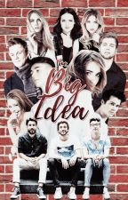 The Big Idea ⌲ An AJR Fanfic by UniQueenB