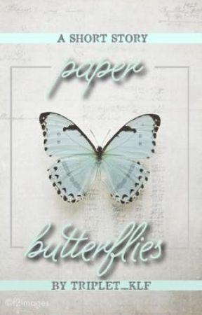 Paper Butterflies  by Triplet_klf