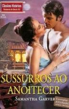 Sussurros ao Anoitecer - Samantha Garver by Daanlimaa
