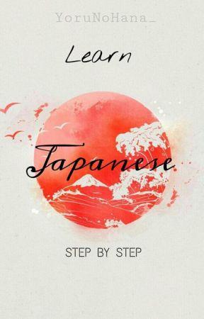 Learn Japanese by YoruNoHana_