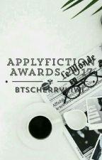 🔱Applyfiction Awards  2017🔱(COMING SOON) by btscherrykiwi