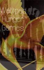 Wattpad Hunger Games by skatiesd
