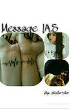 Message |A.S by xxsikorska