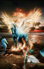 Twin Dragons by BlackMistPhantom