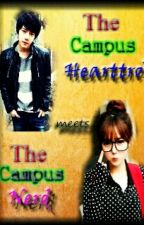 The Campus Heartthrob Meets The Campus Nerd by just_call_me_sab