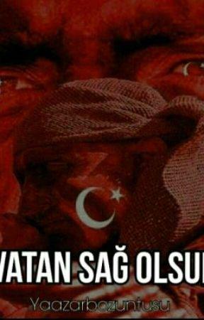 Vatan Sağ Olsun  by Yaazarbozuntusu
