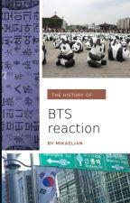 Reakcje BTS by Mikaelian