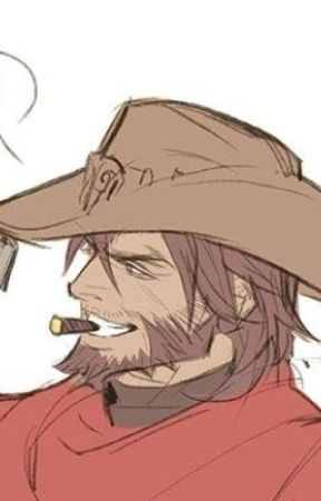 Coffee, please ! McCree x Reader  by JesseMcCree