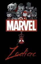 Marvel Zodiac  by _tony-stark_