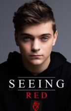 Seeing Red // Martin Garrix Fanfic by BehindTheWardrobe