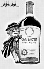 BSD ONE-SHOTS  by _Kizuka_