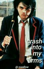 Crash Into My Arms {Frerard} by -swallow