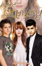 Si Miss Clumsy: Tripping All Over His Heart [Complete] by zariLovesYou
