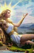 La Diosa del Sol by sadoro