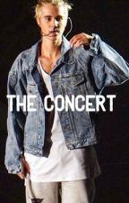 The concert~Justin Bieber x reader  by JarianaGomez