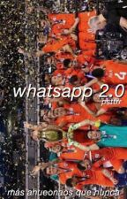 WhatsApp 2.0 [selección chilena] by psttrr