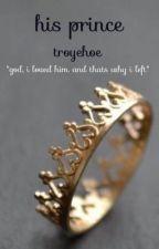 his prince    ziall horlik by troyehoe