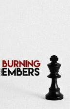 Burning Embers | Paul Lahote by -hopscotch