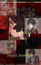 La familia Hamato 🍕 [TERMINADA] by Happy_Kame300