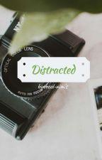 Distracted. ๑ verkwan by byeol-nim