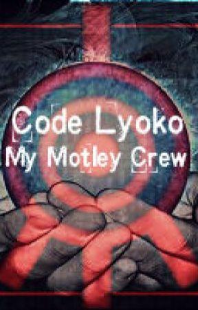 Code: Lyoko - My Motley Crew by Oh_My_01