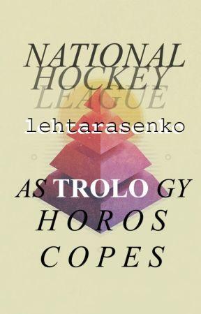 NATIONAL HOCKEY LEAGUE | ASTROLOGY HOROSCOPES by lehtarasenko