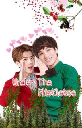Under The Mistletoe ❆ Two Shot ❆  by sekaibubblechoco