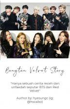 BANGTAN VELVET STORY ✔ [AU] by hyesungc