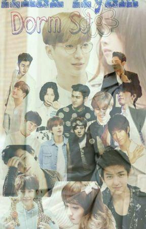 Anak Ayam Di Dorm Super Junior by SJwithELF