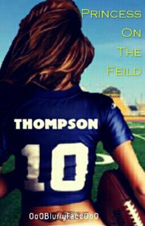 Princess on The Field by 0o0BlurryFace0o0
