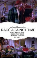 Race Against Time || Bill & Ted by pixelfaerie
