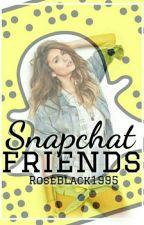 Snapchat Friends by RoseBlack1995