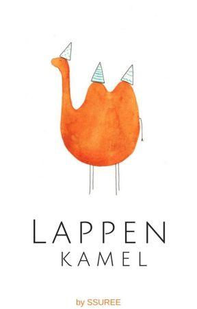 Lappenkamel by SSUREE