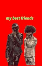 Loving My Best Friends {Ayo and Teo Love} by reversenation